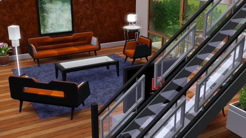 Les Sims 3 : 1er Kit : Inspiration Loft Kit - Page 2 Screen10
