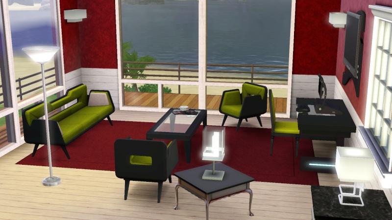 Les Sims 3 : 1er Kit : Inspiration Loft Kit - Page 2 Screen11