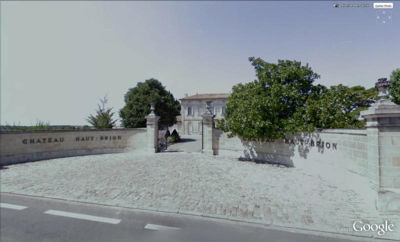 STREET VIEW : Les vignobles Brion10