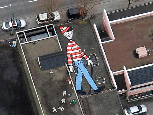 STREET VIEW : j'ai trouvé Charlie ! Char310