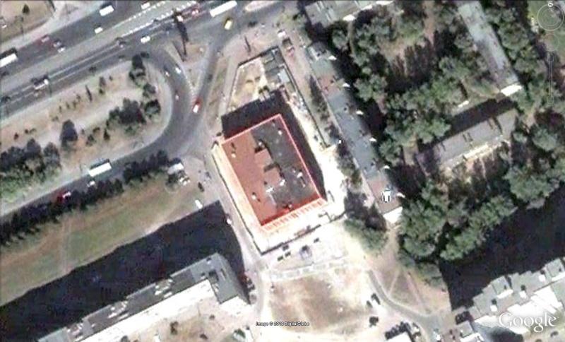 Centre d'affaire St Petresbourg Russie Code210