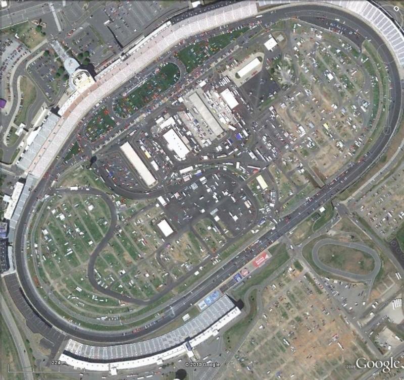 Lowes motor speedway à Concord, Charlotte, Caroline du nord - USA Concor10