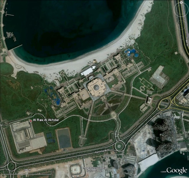 Emirates Palace Hotel, Abu Dhabi - EAU Distri10