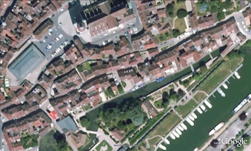 """Maisons natales des """"grandes figures"""" repérées dans Google Earth Ge_pas10"""