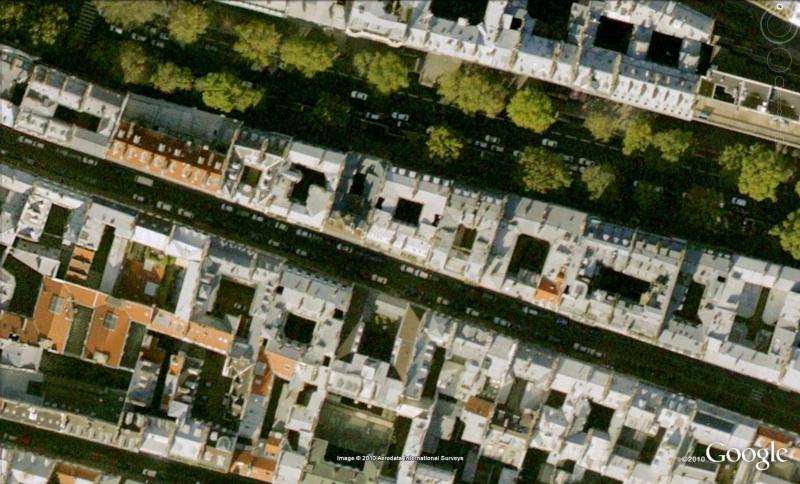 """Maisons natales des """"grandes figures"""" repérées dans Google Earth Ge_san10"""