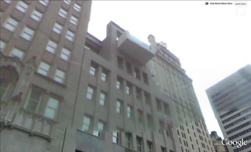 Piscine aérienne du Joule Hotel à Dallas, Texas - USA Joule210