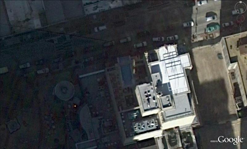 Piscine aérienne du Joule Hotel à Dallas, Texas - USA Joule310