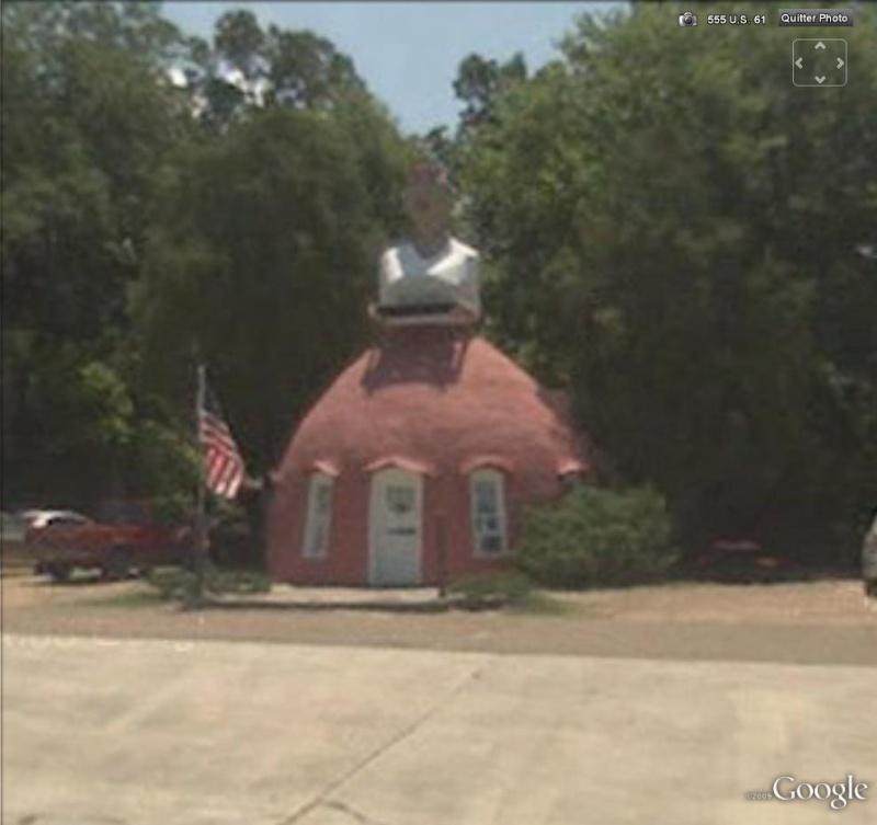 Restaurant jupe à Natchez, Mississippi - USA Jupe110