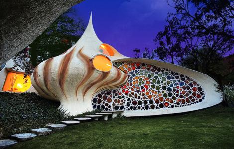 Nautilus house, Naucalpan de Juares - Mexique Nauti110