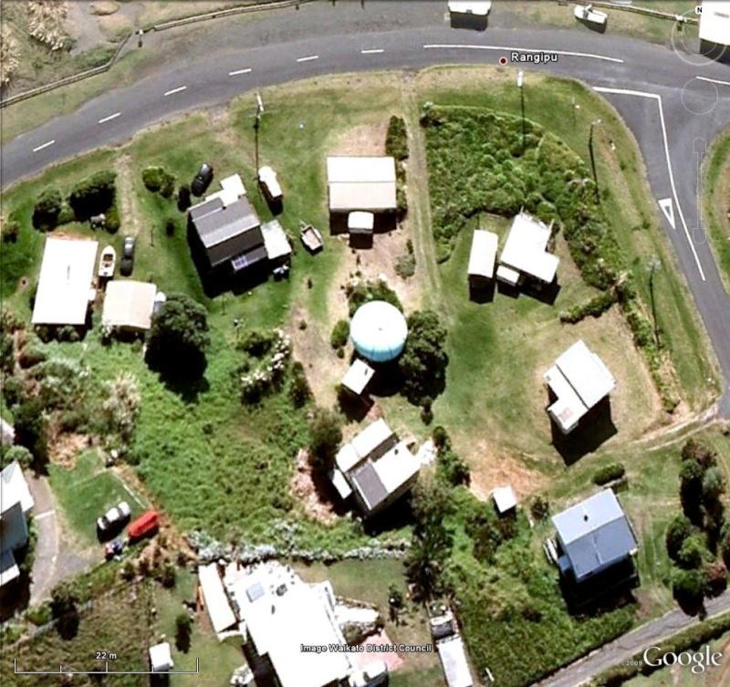 Soucoupe à Raglan - Nouvelle Zélande Raglan11