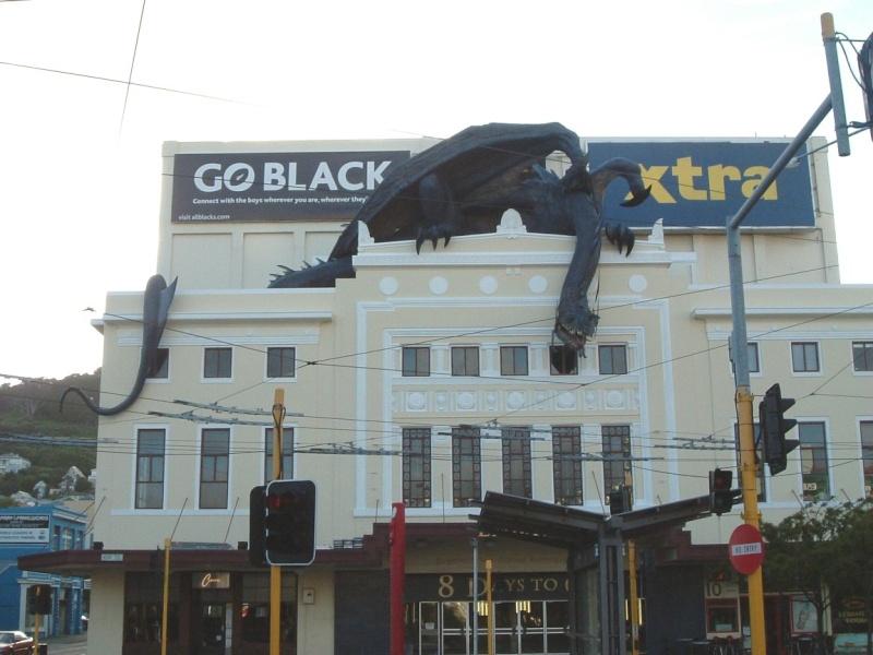 Gollum à Wellington - Nouvelle Zélande. Sa_110