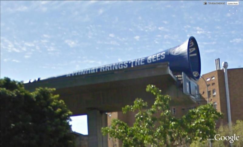 ponts inachevés et vuvuzela Cape Town Afrique du sud Svuvu10