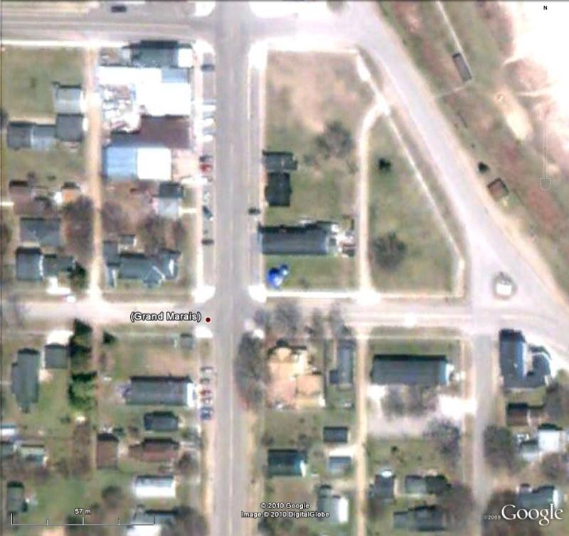 Maison baril, Grand Marais, Michigan - USA Tonnea12