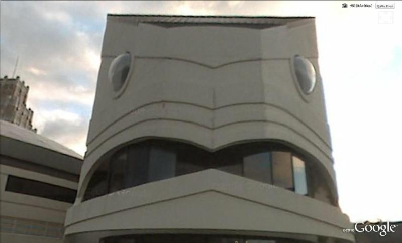 Immeuble en forme de tortue à Niagara falls - USA Tortue10