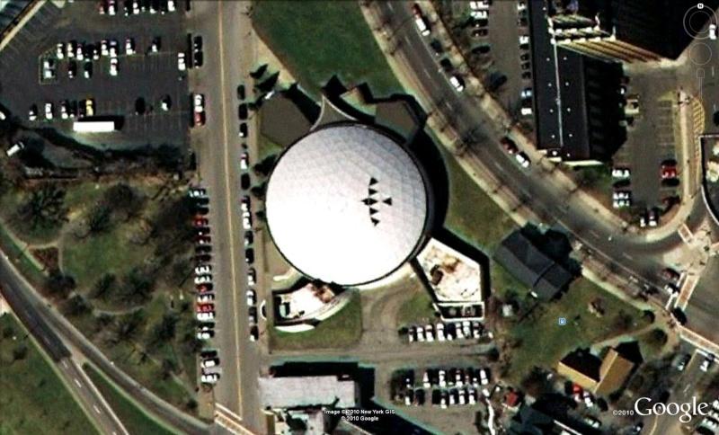 Immeuble en forme de tortue à Niagara falls - USA Tortue11