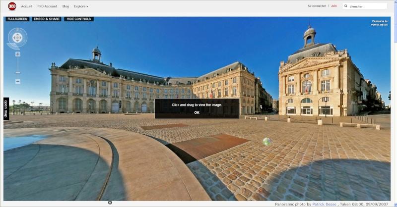 Photos 360° cities : comment les insérer dans un post??? [Astuces du forum] Tuto_310