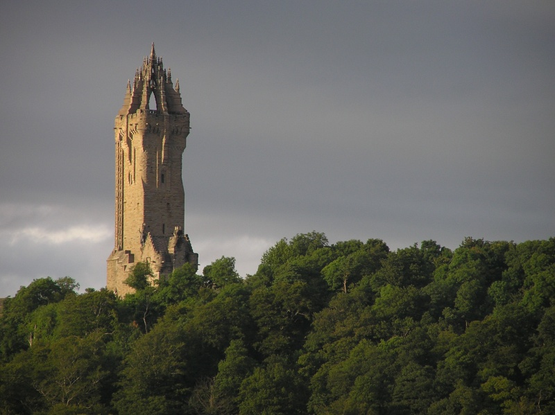 National Wallace Monument, Causewayhead - Ecosse Wallac10