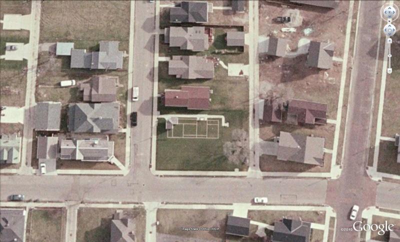 """Maisons natales des """"grandes figures"""" repérées dans Google Earth - Page 4 Wright11"""
