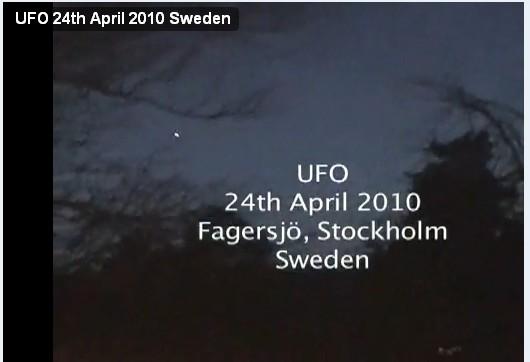 Ovni, Stockholm et vidéo… Venus11