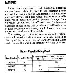 Batterie CJ7 V8 Batter10