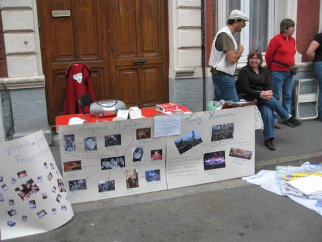 Les Frappadingues : Braderie de St Amand 13/09/2009 Img_0112