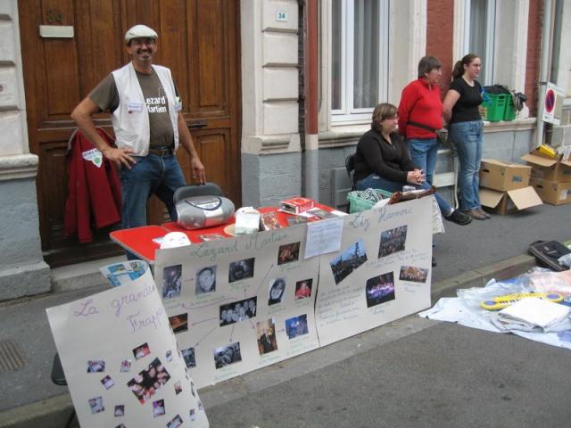 Les Frappadingues : Braderie de St Amand 13/09/2009 Img_0113