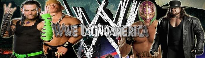 WWE latinoamerica