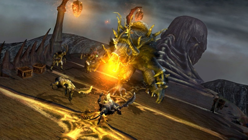 Dante's Inferno. Скриншоты, обои к игре, арт. 009_da11