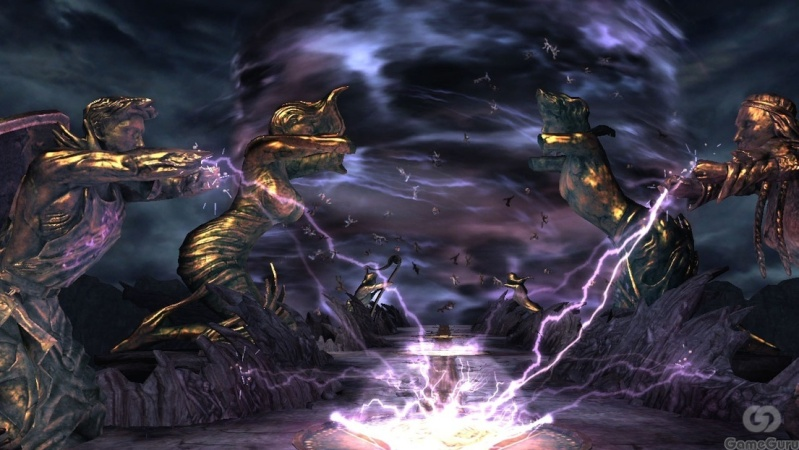 Dante's Inferno. Скриншоты, обои к игре, арт. 012_da10