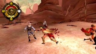 Фасад обложки и скриншот игры PSP ( 0-999). 300_ma12