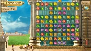 Фасад обложки и скриншот игры PSP ( 0-999). 7_wond10