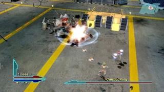 Фасад обложки и скриншот игры PSP (А). Alien_11