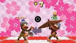 Фасад обложки и скриншот игры PSP (А). Ape_ac11