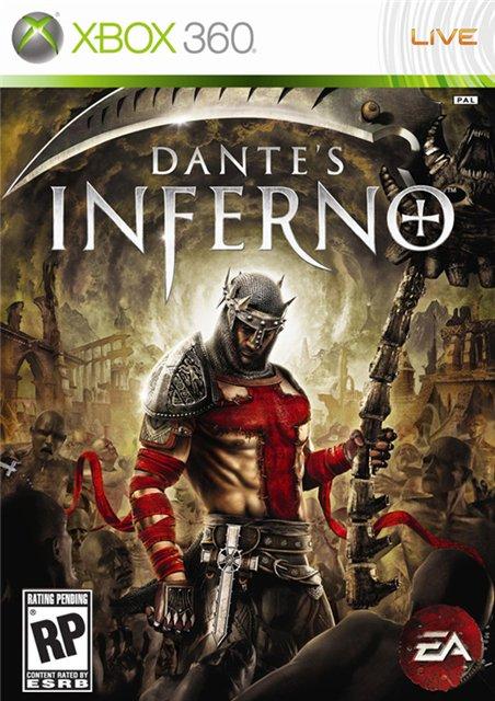 Dante's Inferno. Скриншоты, обои к игре, арт. Fas_co10