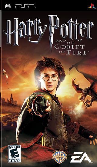 Фасад обложки и скриншот игры PSP (H). Harry_10