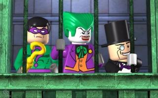 Фасад обложки и скриншот игры PSP (L). Lego_b11
