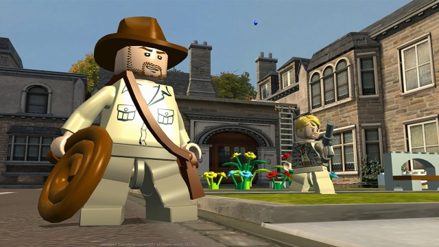 Фасад обложки и скриншот игры PSP (L). Lego_i11