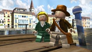 Фасад обложки и скриншот игры PSP (L). Lego_i12