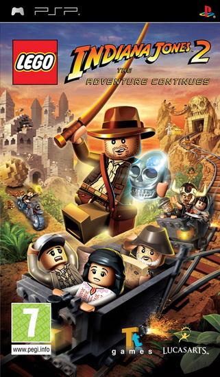 Фасад обложки и скриншот игры PSP (L). Lego_i14
