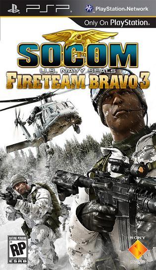 Фасад обложки и скриншот игры PSP (S). Socom_10