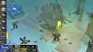 Фасад обложки и скриншот игры PSP (W). Warham11