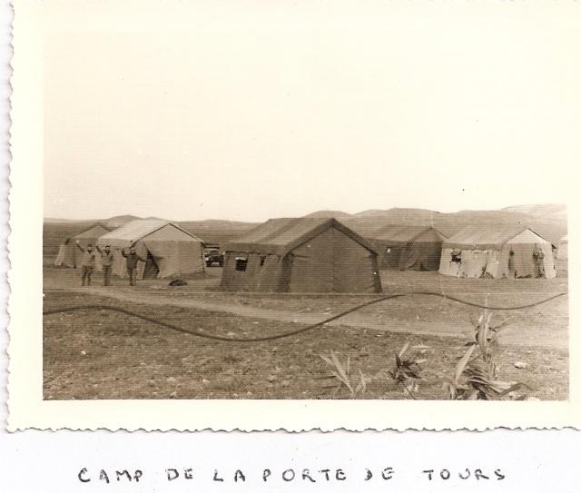 photos de 1961 et photos satellite poste de Bou Naïm Nord et environs Camp_p13