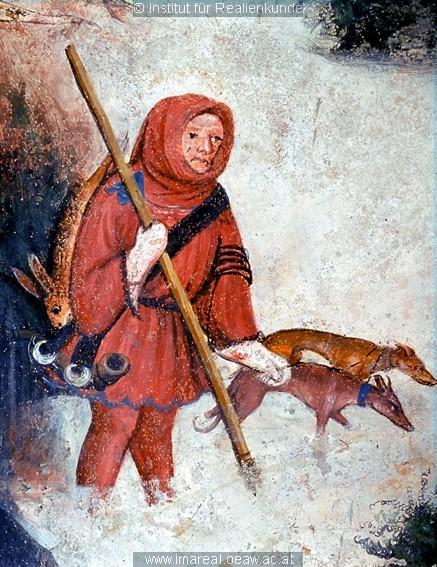 histoire des raquettes à neige 1405-110
