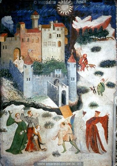 histoire des raquettes à neige 1405-111