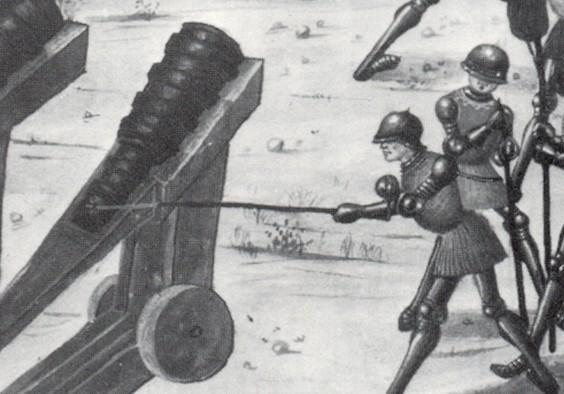 Corne à poudre, sac  à munition et boute feu  ? 15ame_10