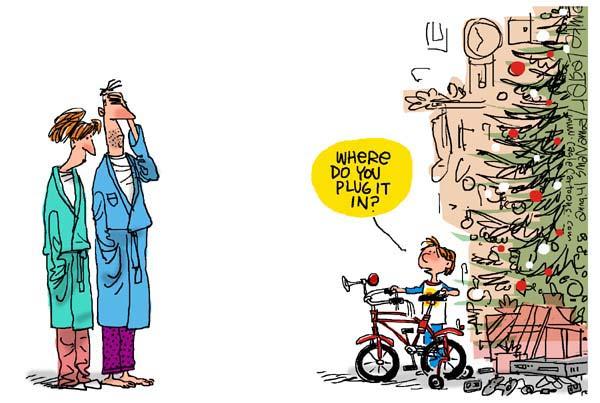 Noël et ses cadeaux Lester10