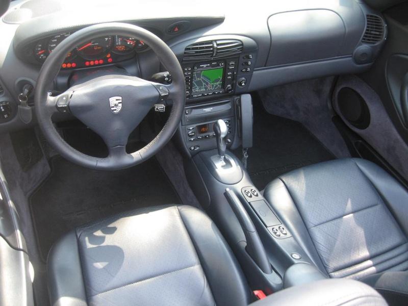 vente 996 cab carrera 2 TiptronicS Inside11