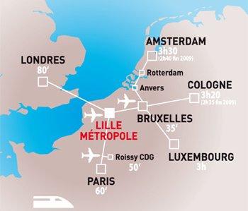 Région Nord-Pas-de-Calais Carte14