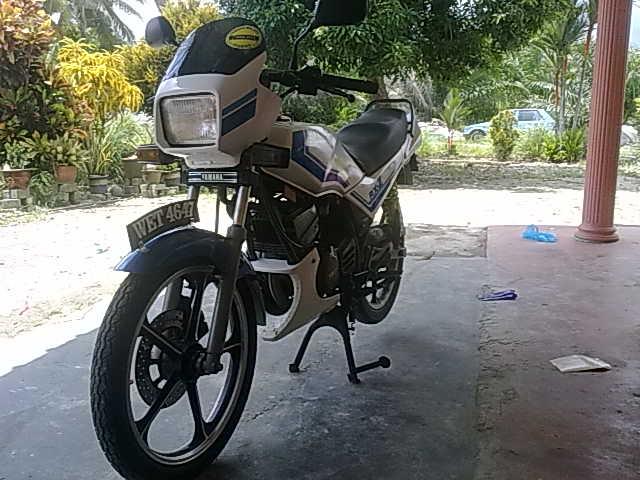 modification moto ahli 2lejangutara....hahaha 16062010