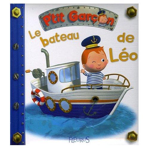 [Beaumont, Emilie & Bélineau, Nathalie & Nesme, Alexis] Le bateau de Léo Leo10